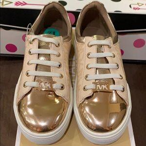 MK Blush Pink Sneakers